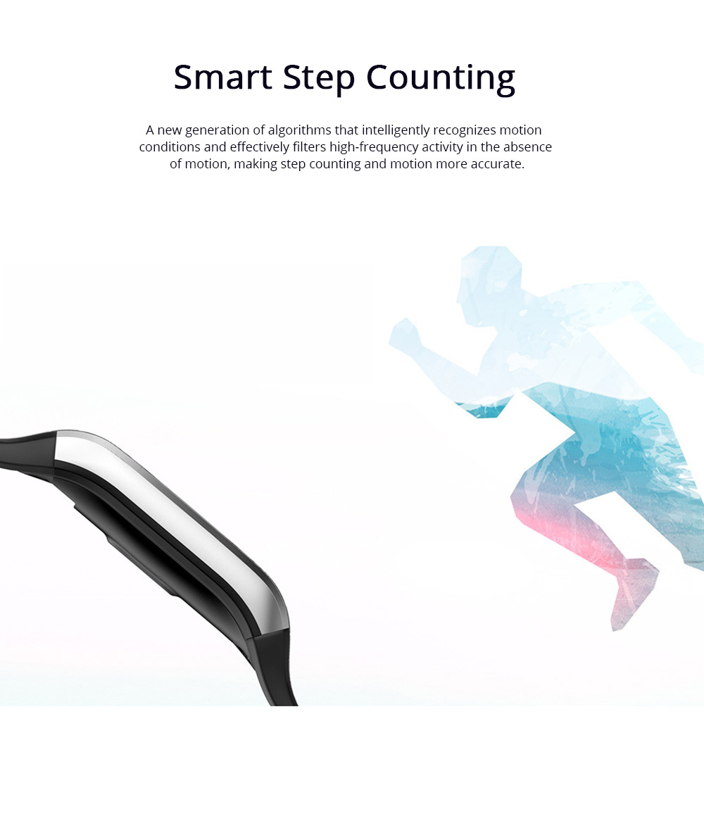 0.96'' TFT IP68 Waterproof Smart Sport Activity Tracker Color Screen Intelligent Tracker Fitness with GPS for Health Management Sleep Monitoring 5