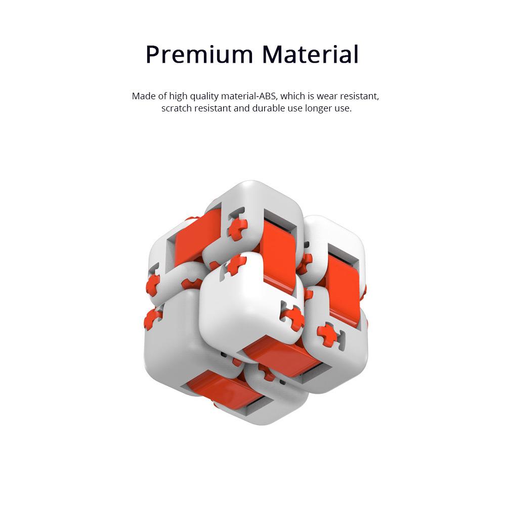 Xiaomi Portable Building Blocks Inspirational Magic Cube ABS Non-toxic Educational Toys for Children Brain Development 1