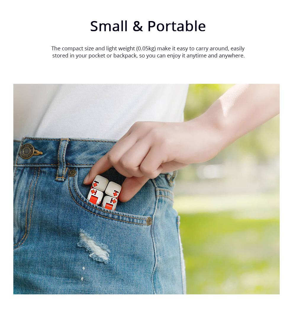 Xiaomi Portable Building Blocks Inspirational Magic Cube ABS Non-toxic Educational Toys for Children Brain Development 3