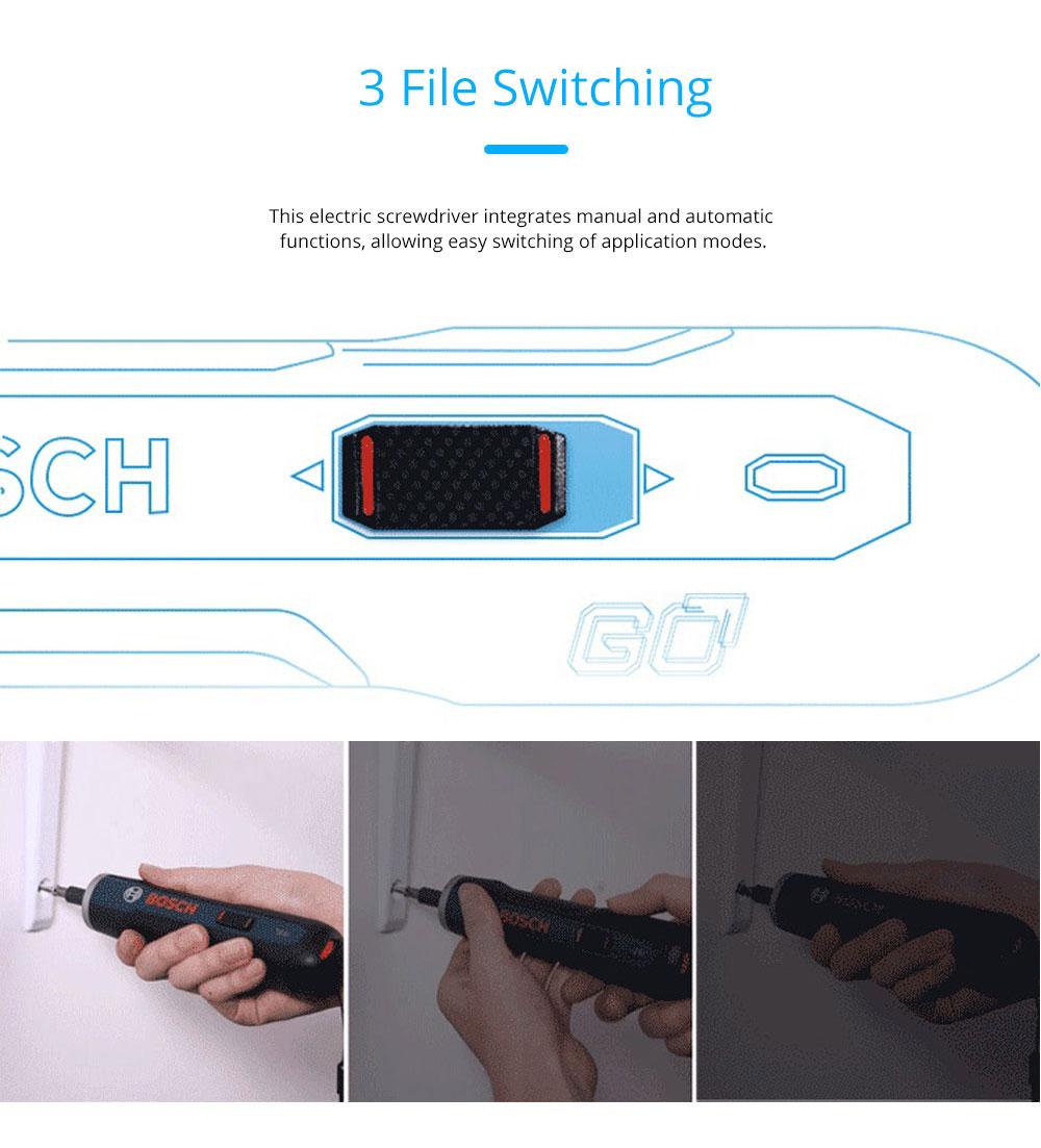 Bosch Electric Screwdriver Mini Electric Screwdriver Charging Screw Electric Tool 2