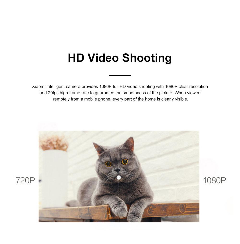 Xiaomi Wireless Smart Camera 1080P Home Monitoring Micro Infrared Night Vision HD Camera Security Camera Baby Monitor 1