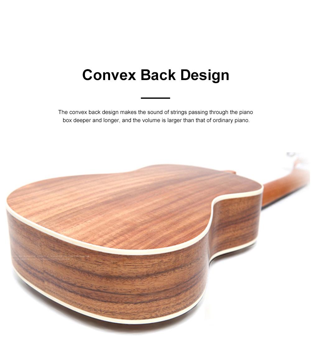 Originality Ukulele Four String 23 inch Guitar with High Level Rose Wood & Head Easy Leaning Ukulele Gift for Beginner 5