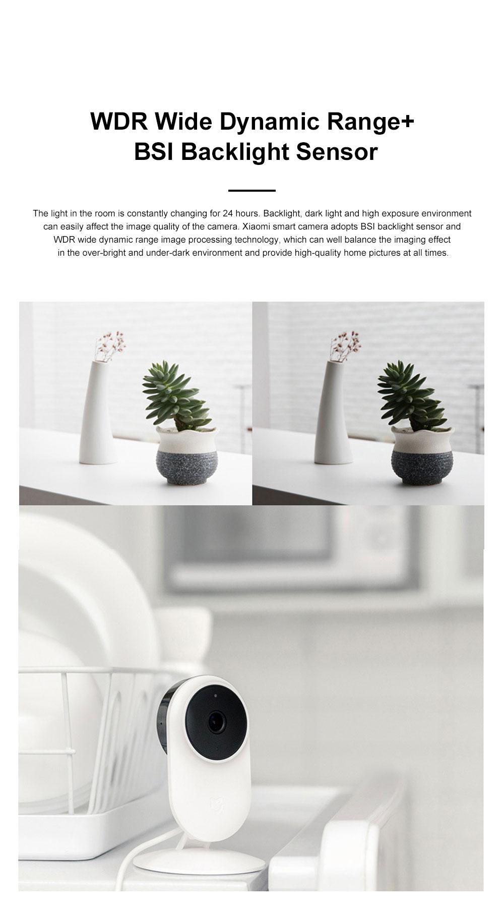 Xiaomi Wireless Smart Camera 1080P Home Monitoring Micro Infrared Night Vision HD Camera Security Camera Baby Monitor 5