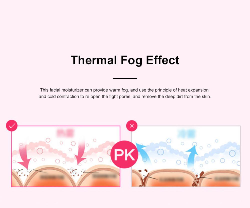 Nanometer Ion Moisturizer Household Steamer Moisturizer Thermal Spray Steamer Cosmetology Instrument Facial Moisturizer 3