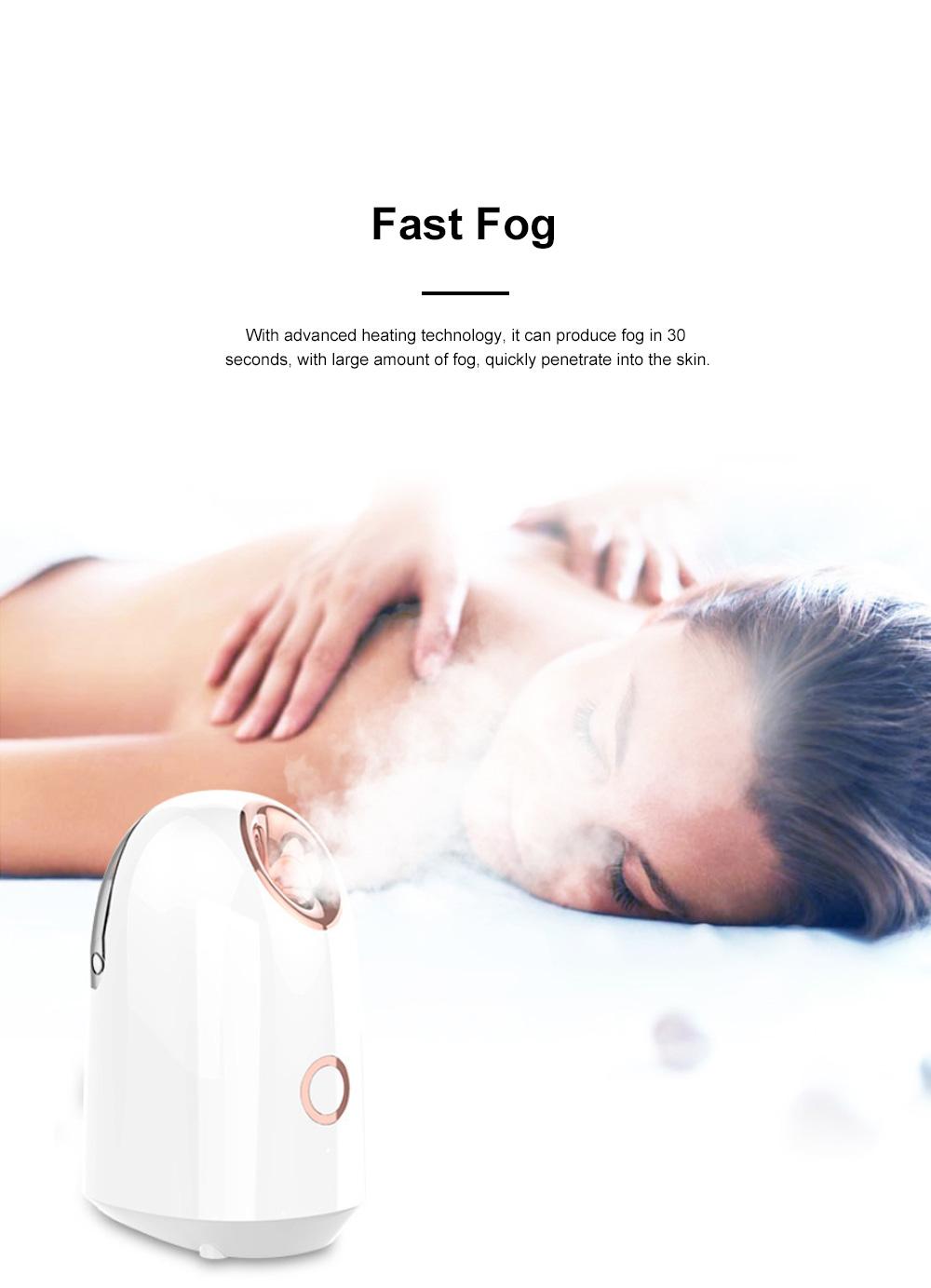 Nanometer Ion Moisturizer Household Steamer Moisturizer Thermal Spray Steamer Cosmetology Instrument Facial Moisturizer 2