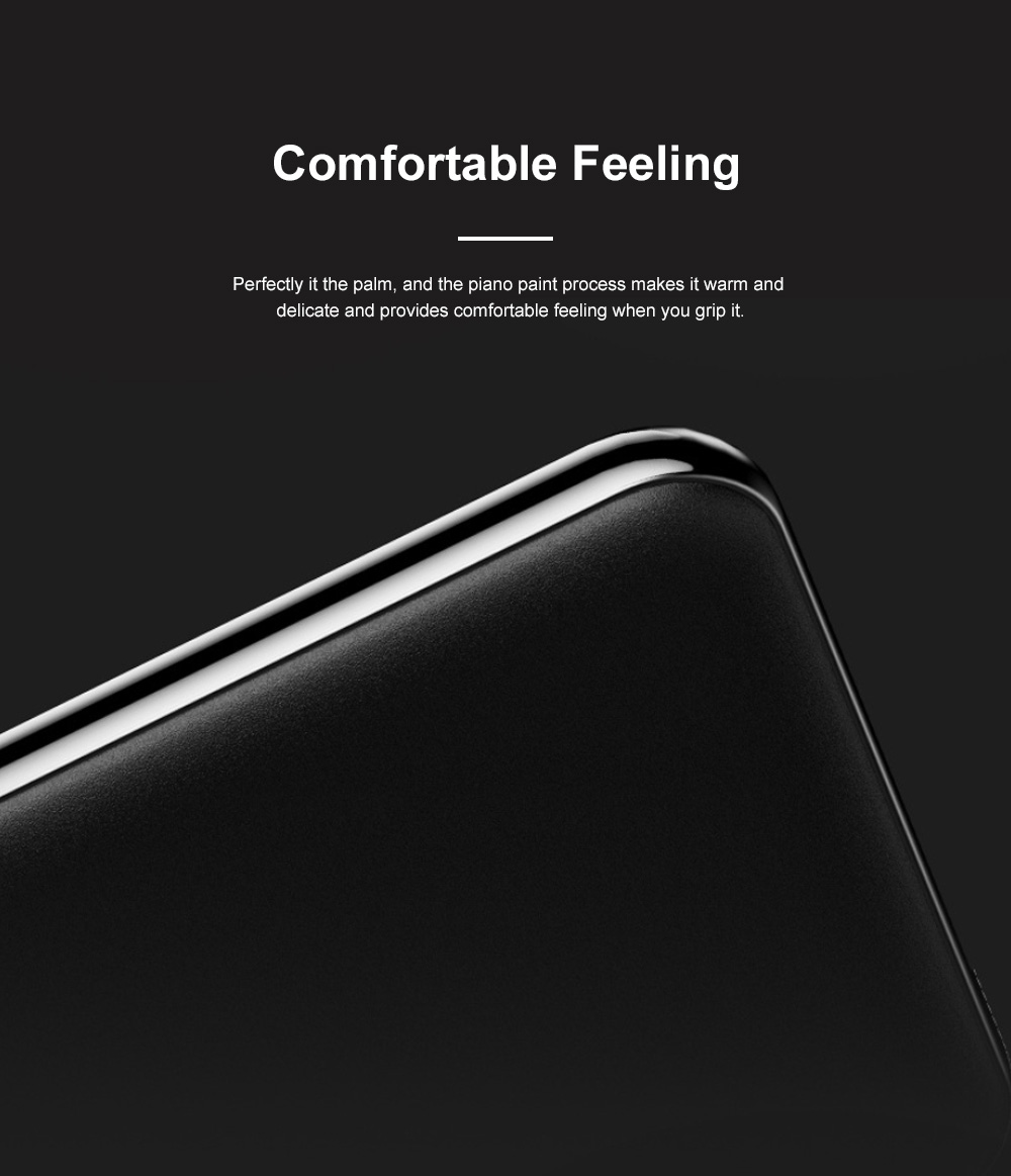 Ultra Slim 11mm Power Bank 8000mAh Quick Charging Mobile Power Supply For iPhone X iPhone 11 Pro 4