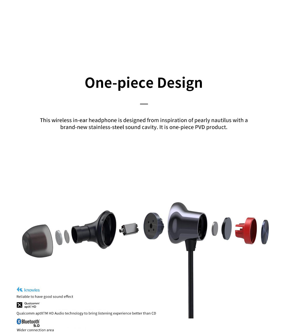 ONEPLUS Bullet Wireless 2 In-ear Headphone for Music Listening Phone Calling Warp Charge and Quick Connection Bluetooth Earphone 7