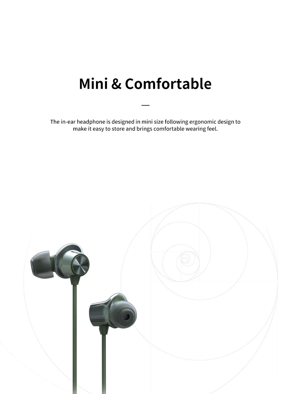 ONEPLUS Bullet Wireless 2 In-ear Headphone for Music Listening Phone Calling Warp Charge and Quick Connection Bluetooth Earphone 6
