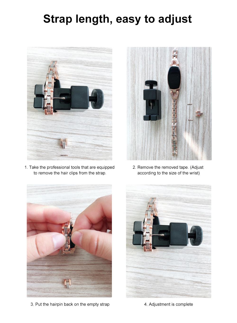 2019 Women Lady Fashion Smart Wristband H8 Heart Rate Blood Pressure Smart Bracelet Fitness Tracker Smart Watch Band Female Girl Gift 14
