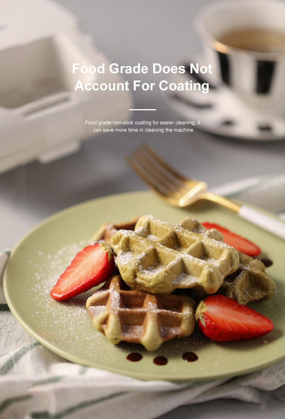 Kitchen Multifunctional Three-minute Breakfast Machine Sandwich Maker Waffle For Making Toast Bread Cookies Muffins Price 2