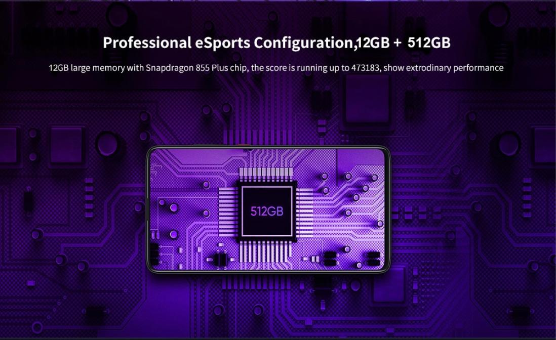Xiaomi Redmi K20 Pro 6.39 Inch Screen 4G Phablet Exclusive Edition Qualcomm Snapdragon 855 Plus Octa Core 12GB RAM 512GB ROM Smart Mobile Phone 20MP Camera 3