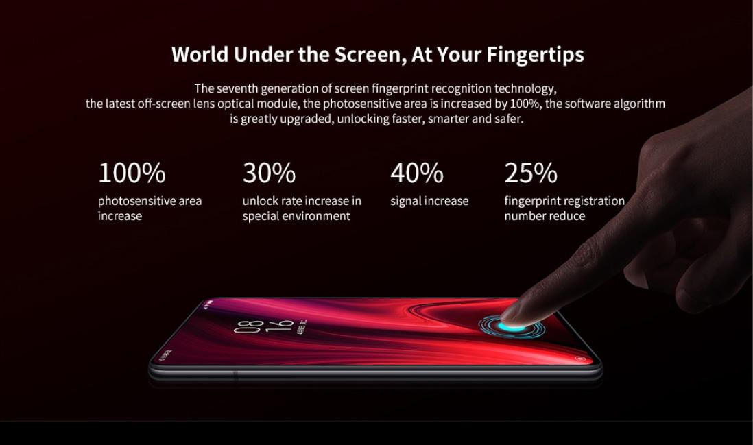 Xiaomi Redmi K20 Pro 6.39 Inch Screen 4G Phablet Exclusive Edition Qualcomm Snapdragon 855 Plus Octa Core 12GB RAM 512GB ROM Smart Mobile Phone 20MP Camera 11