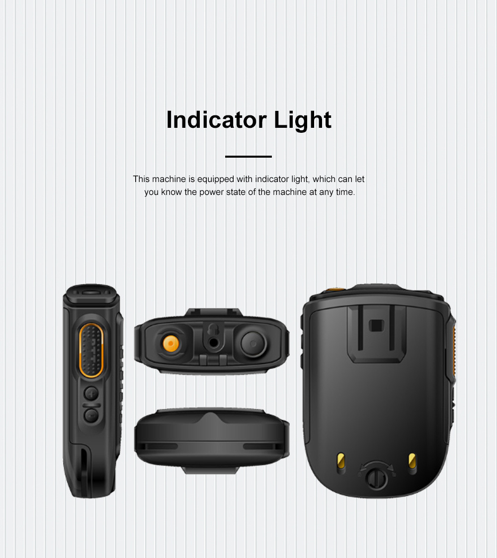 Interphone Microphone Android IOS Mobile Phone Bluetooth Headset Wireless Interphone Handset ZELLO Public Network Portable Walkie Talkie 5