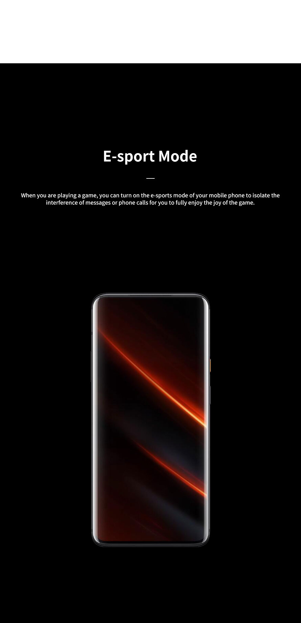 OnePlus 7T Pro Mobile Phone Smartphone with 2K+90Hz Screen 855 Snapdragon Processor 48 Million Camera Large Battery Capacity Haptic Vibrating Motor 7