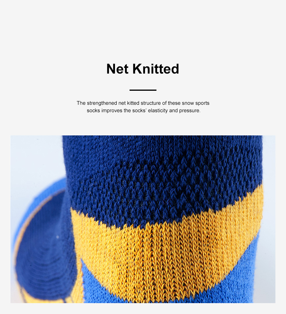 Naturehike Outdoor Snow Sports Socks for Climbing Cold Area Travelling Coolmax Quick-dry Socks Comfortable Thermal Socks 6