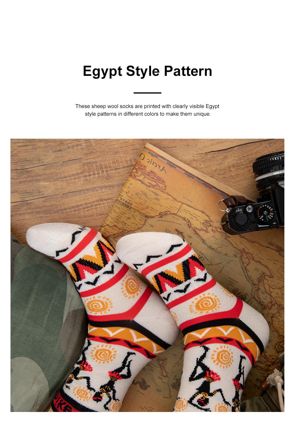 Naturehike Travelling Socks for Multiple Outdoors Activities Merino Sheep Wool Socks Breathable and Moisture-wicking Sports Socks 1