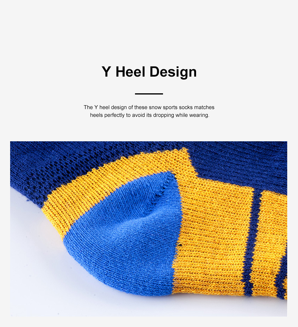 Naturehike Outdoor Snow Sports Socks for Climbing Cold Area Travelling Coolmax Quick-dry Socks Comfortable Thermal Socks 8