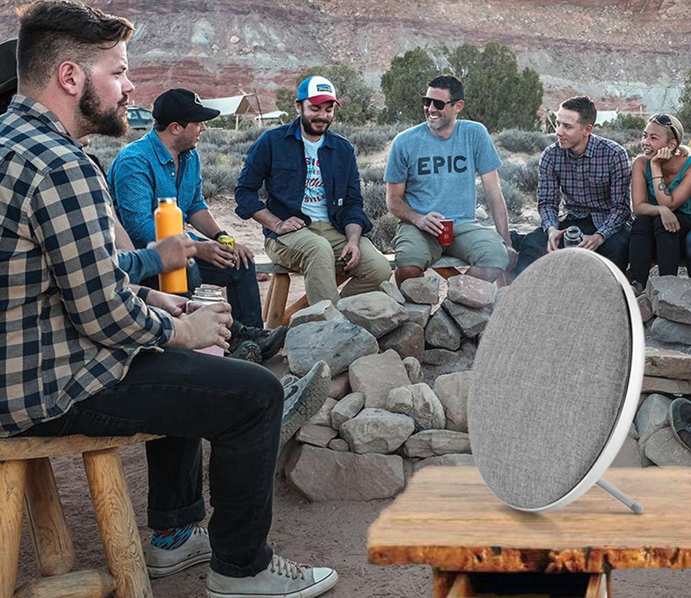 Jonter Wireless Bluetooth Loudspeaker for Outdoors Sports Friends Gathering Portable Mini Mega Bass Baffle Box 16
