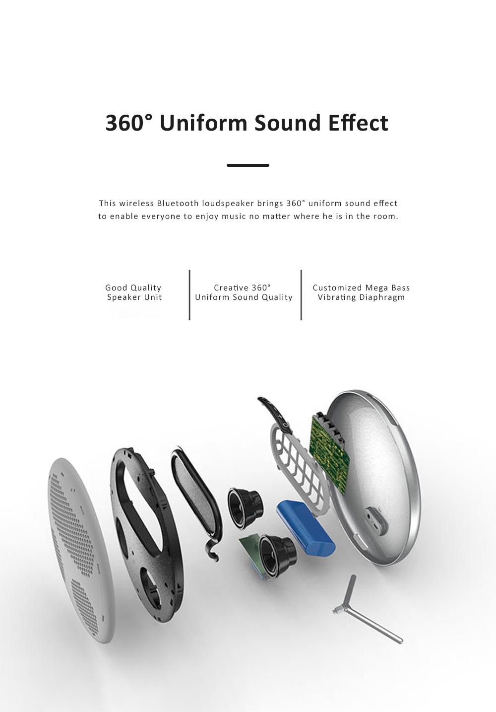 Jonter Wireless Bluetooth Loudspeaker for Outdoors Sports Friends Gathering Portable Mini Mega Bass Baffle Box 7