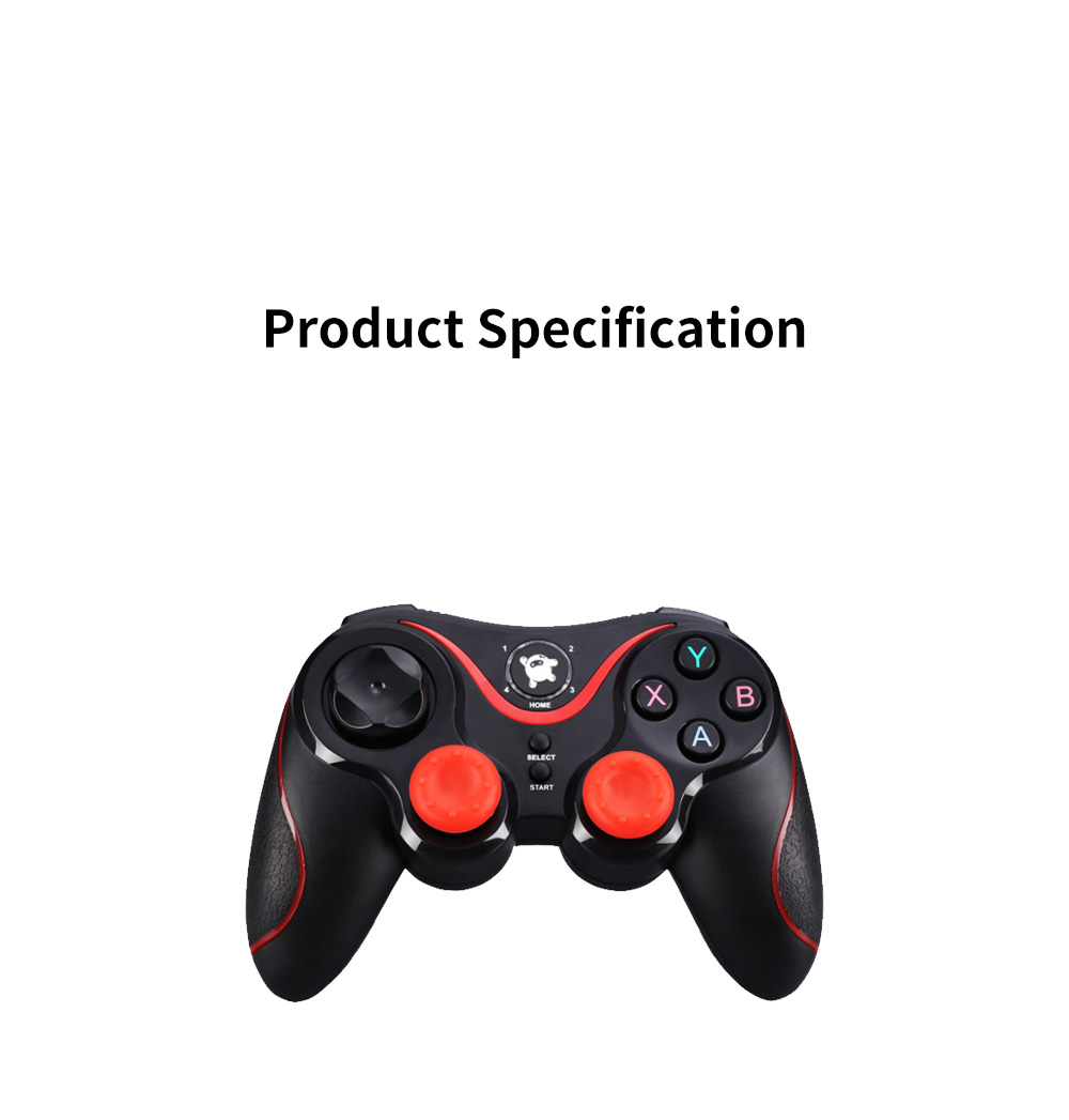 Powkiddy Bluetooth Game Handle Suitable for Apple or Android Mobile Phone Direct Connect Game Handle 11