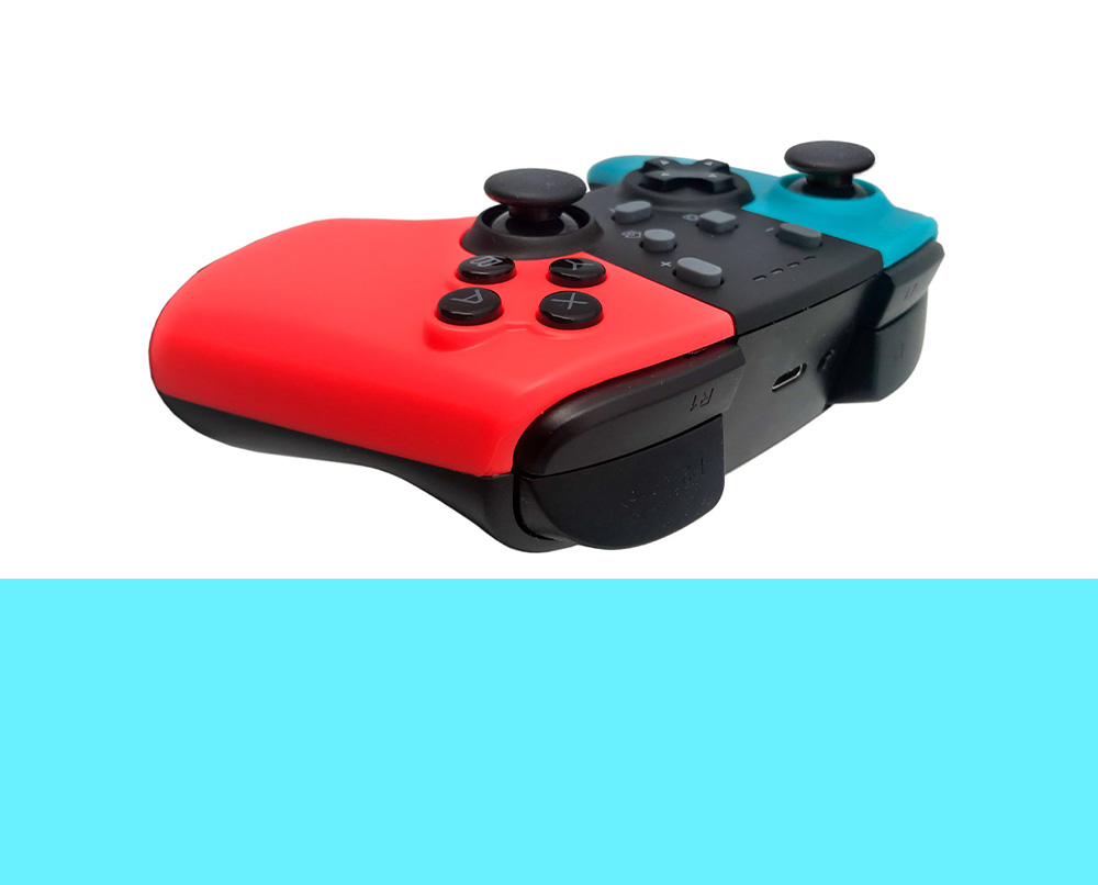 Wireless Game Handle Suitable for Switch and Lite Game Console Handle Bluetooth Wireless Handle PS4 XBO X360 Handle 6