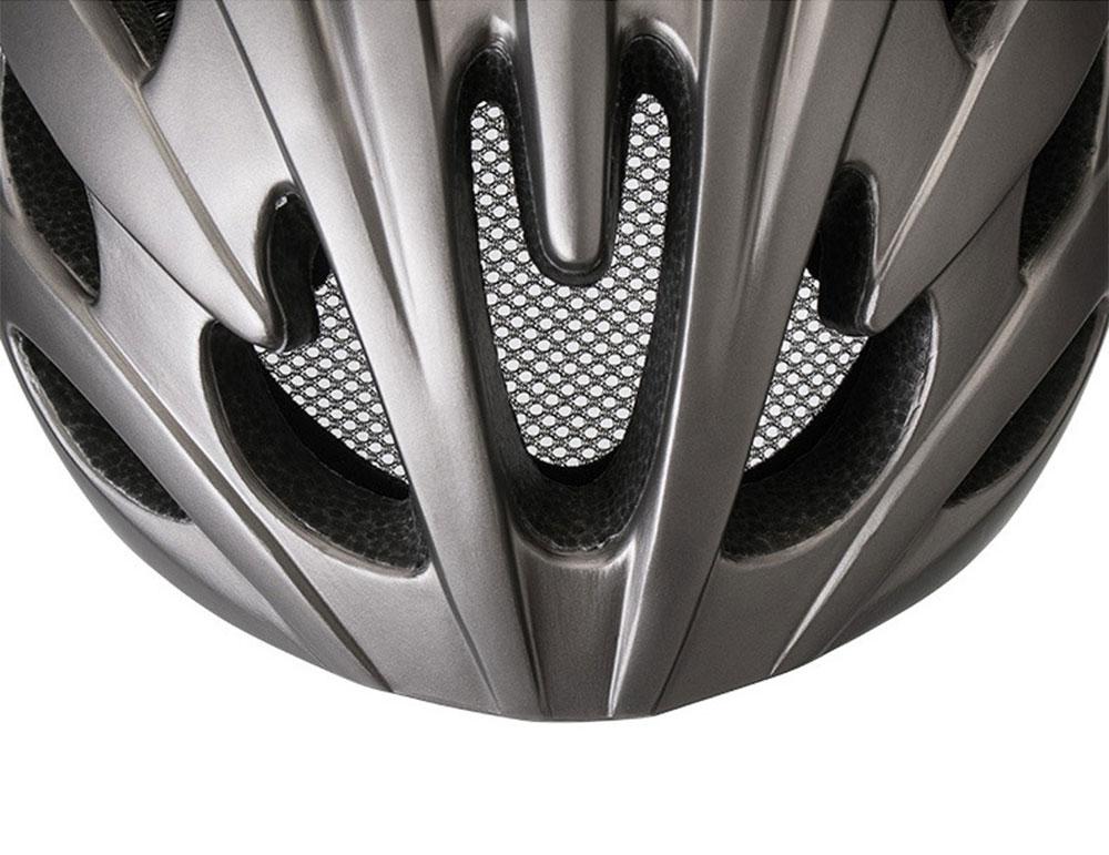 ROCKBROS Reflective Riding Helmet Warning Bicycle Helmet for Night Riding Integrated Helmet Men Riding Helmet for Mountain Road 9