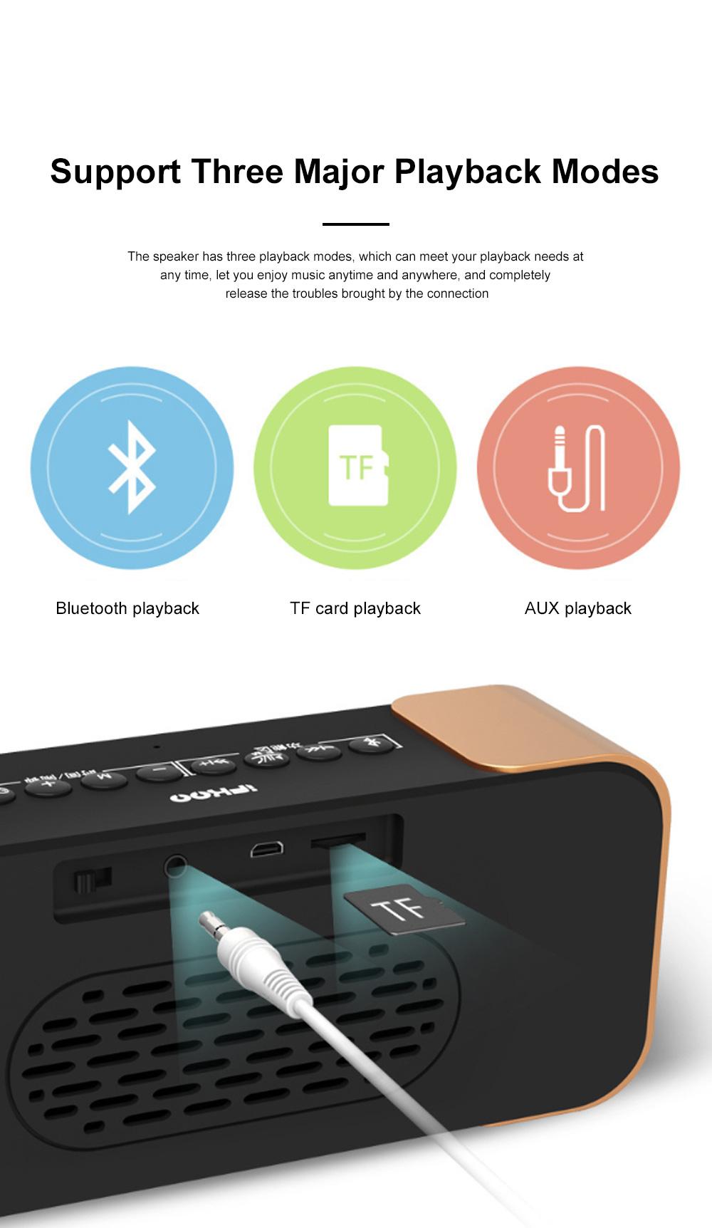 Portable Multimedia Wireless Charging LED Screen Bluetooth Speaker Smart Table Lamp Light Alarm Clock Led Touch Light Speaker 8