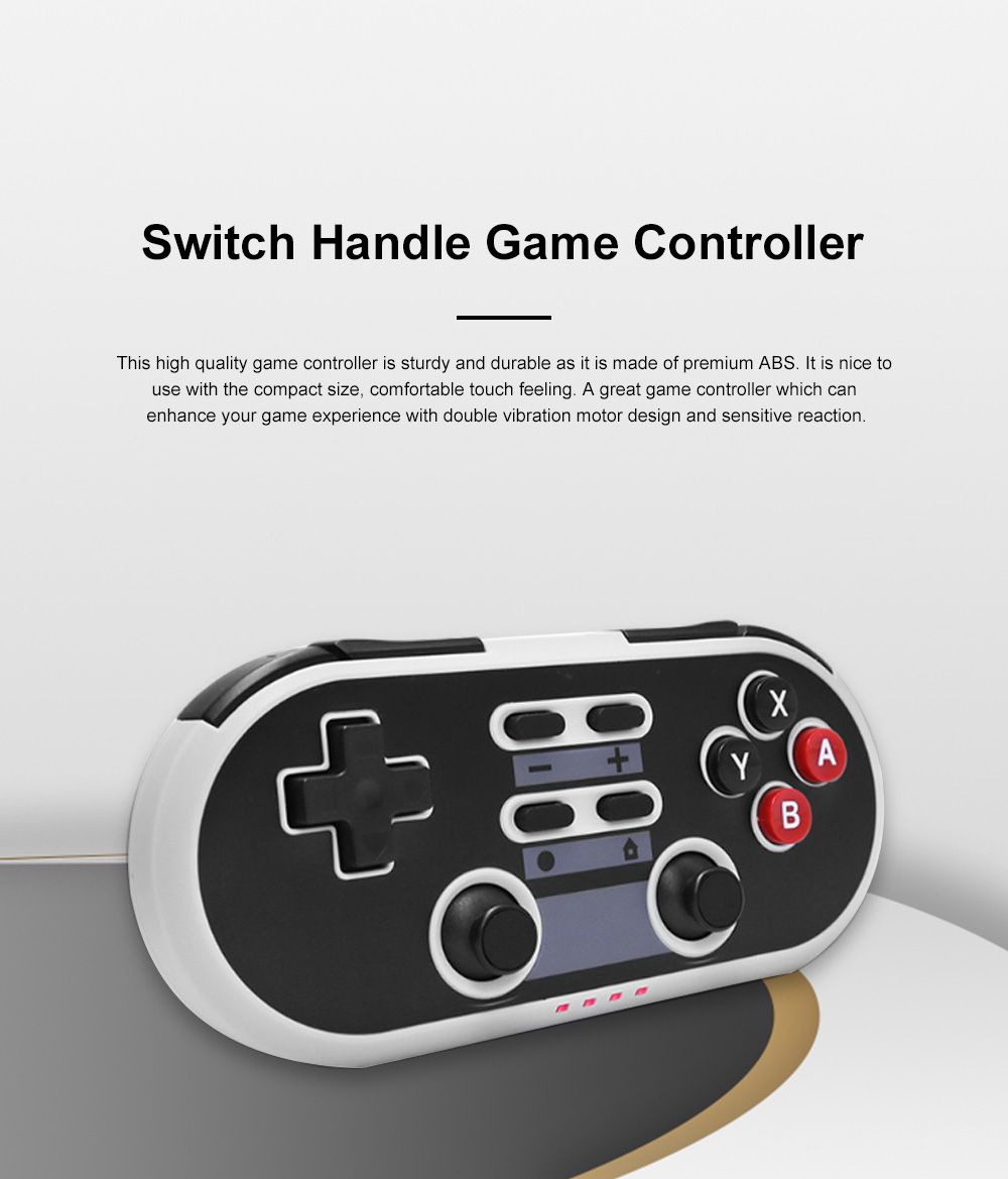 For Switch PS3 Handle Game Controller Mobile Game Connector Retro Game Console with Strong Compatibility and Sensitive Reaction 0