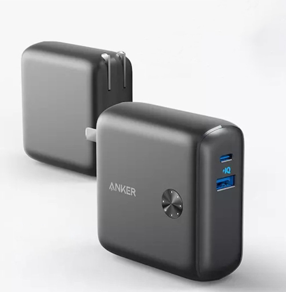 Anker 2 in 1 Power Bank Station Socket for Outdoors Travelling Quick Charge Portable Recharge Switch Power Socket 7