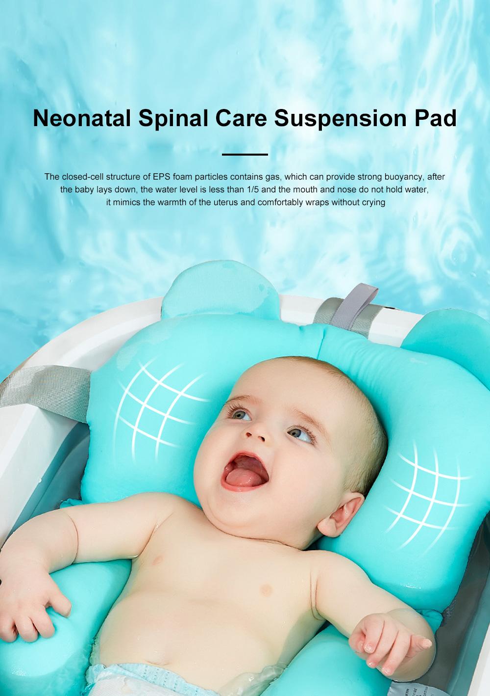 Portable Folding Baby Bath Tub Anti-Slip Bottom Non-Toxic Material Children Bathtub Bucket For Baby within 5 Year Old 2
