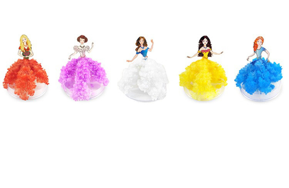 Magic Christmas Tree Paper Flower for kindergarten Children Fancy Self-made Pretty Xmas Tree Decoration Perfect Present for Kids 5