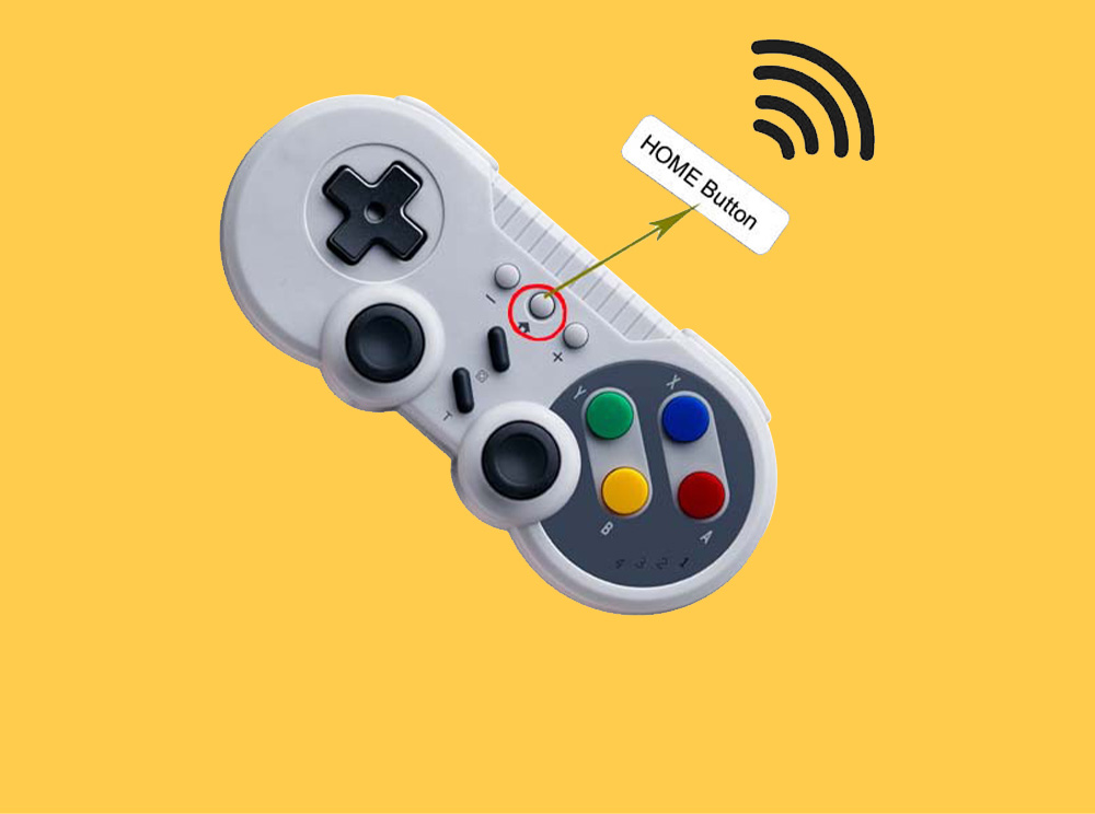 Switch Lite Pro Xbox 360 PS4 Offwhite Wireless Bluetooth Gaming Joypad Light Weight Motion Sensing Games Joystick Controller 10