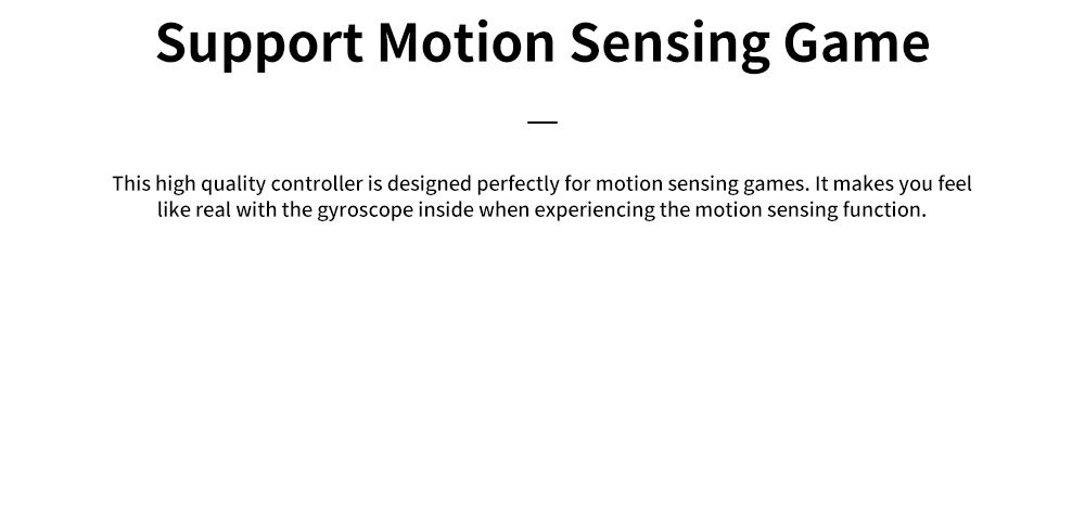 POWKIDDY Bluetooth Wireless Gaming Stick NSJoy-Con for Motion Sensing Game on Switch Left & Right Set Two Controllers Blue Red 6