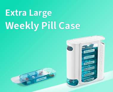 Extra Large Weekly Pill Case