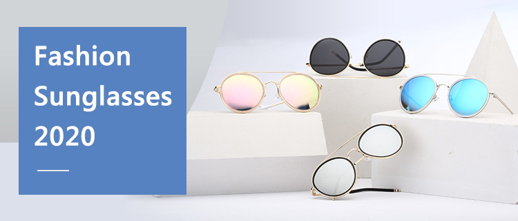 2020 Fashion Sunglasses New Collection