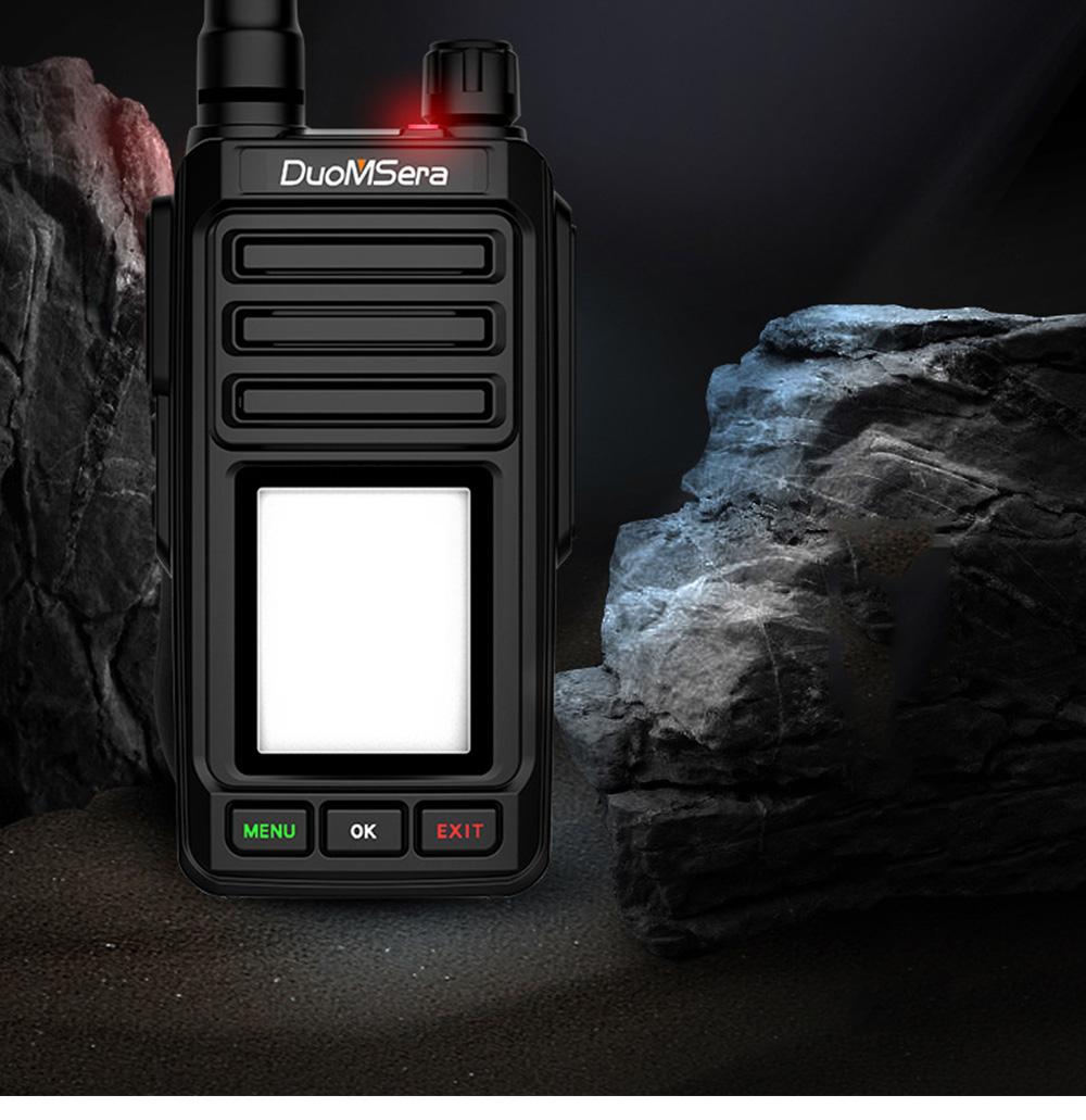 National Walkie-talkie 4G All Network Plug-in Wireless Walkie-talkie 5000 KM Unlimited Distance for Outdoor Handsets Intercom 13