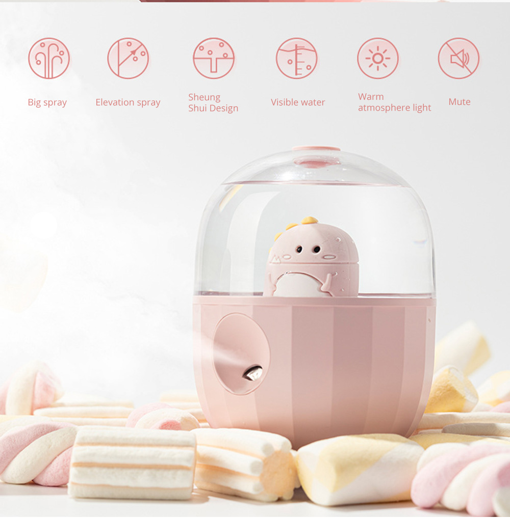 Nano Pet Facial Mister Moisture Atomization For Eyelash Extensions Portable Nanometer Face Hydration Sprayer With USB Rechargeable 2