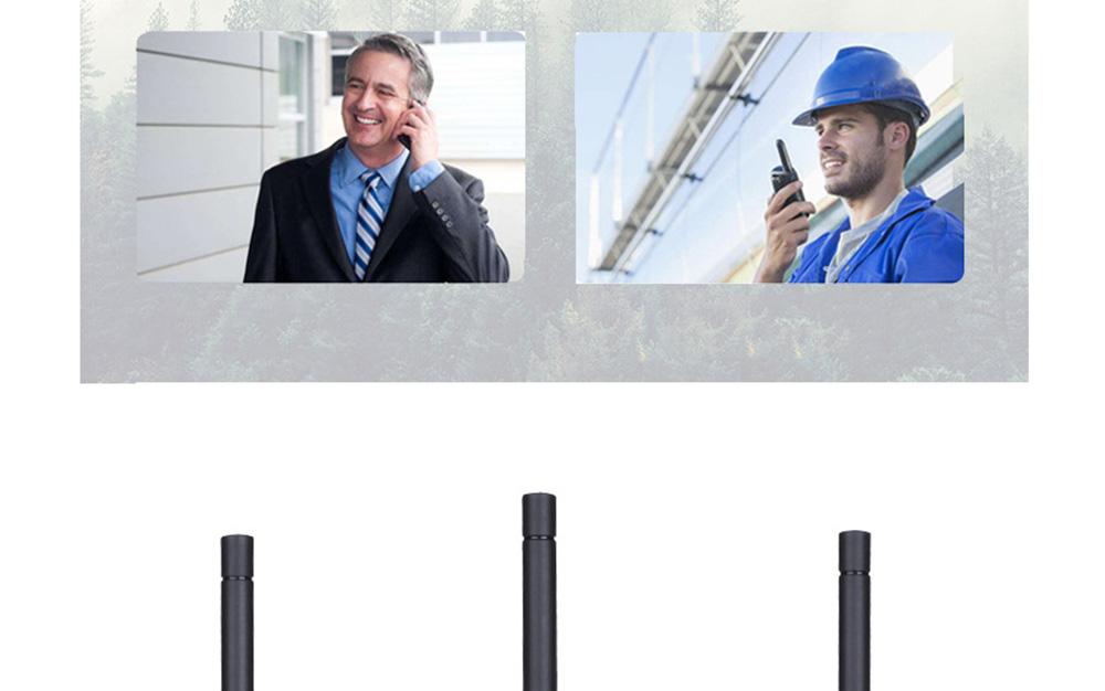 Civil Wireless Walkie-talkie High-power Long-distance Civil Wireless Handset IP67 Waterproof Outdoor Rescue Handset 12