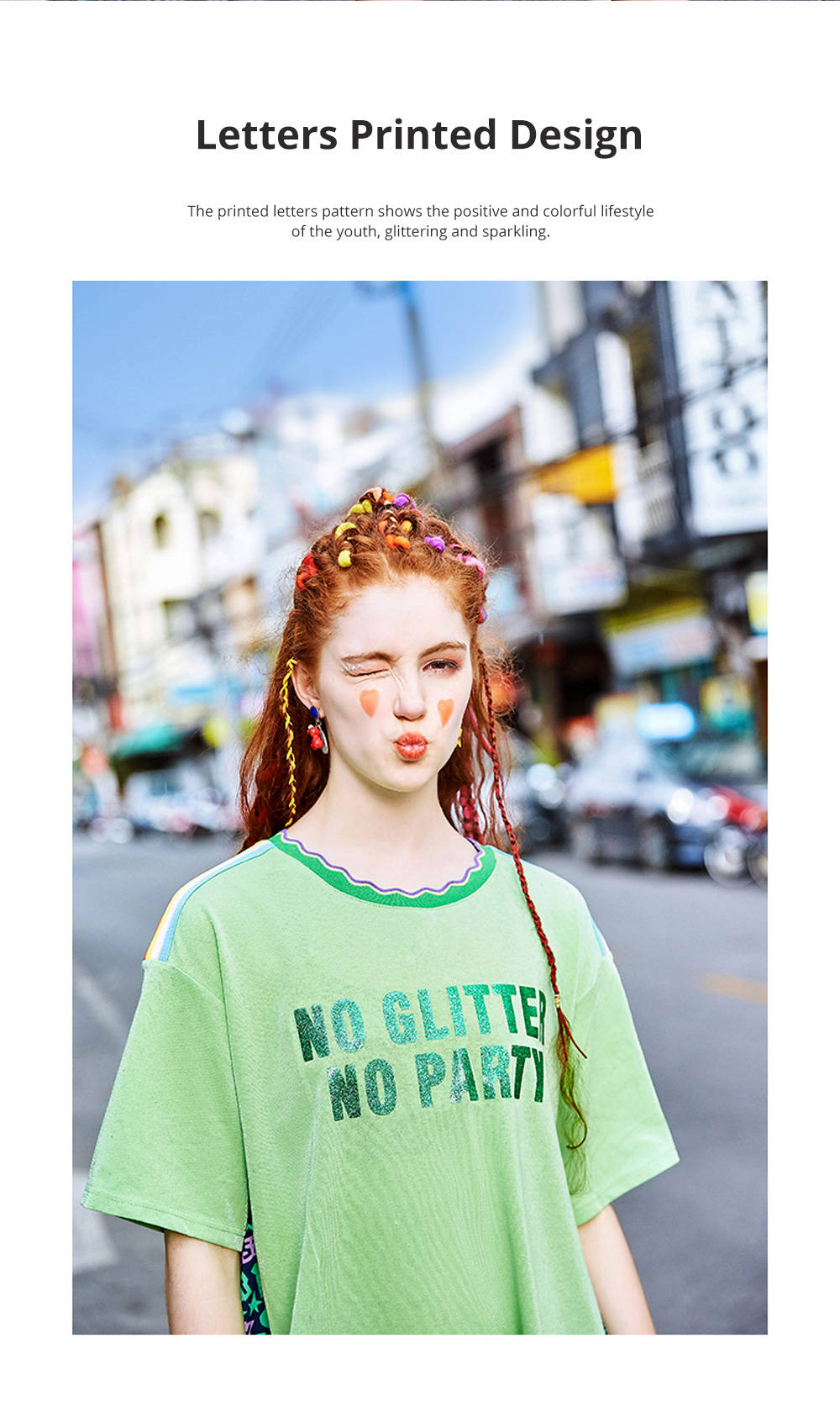 Summer New European Style Fashionable Avocado Green One-piece Fresh Leisure A-shape Dress For Girls Womens 2
