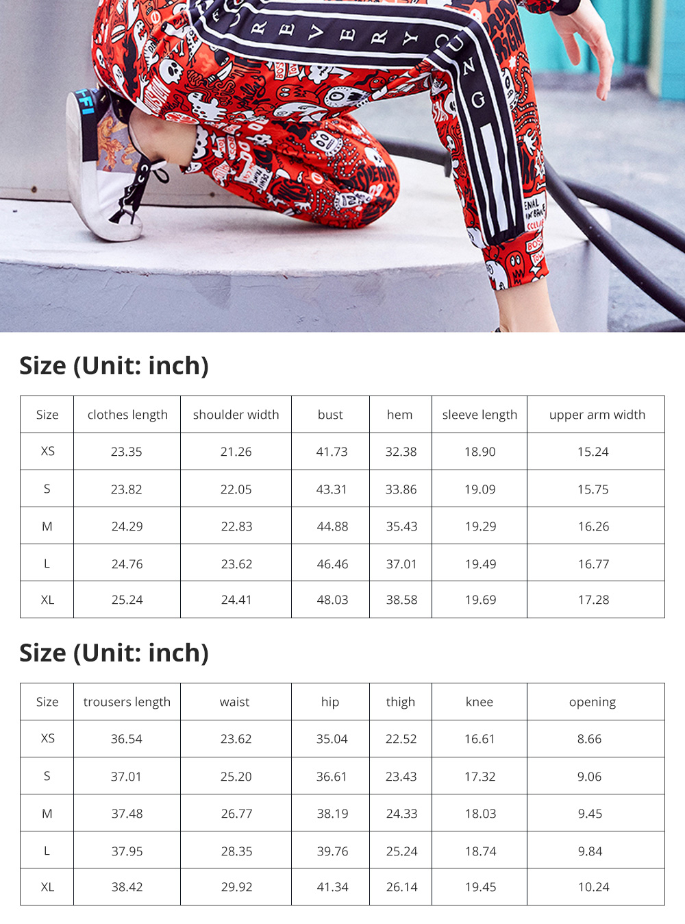 Women's Tracksuit with Vibrant Color 2 Piece Sets Casual Hoodie Suit with Close-Up Sleeve and Leg Openings 6