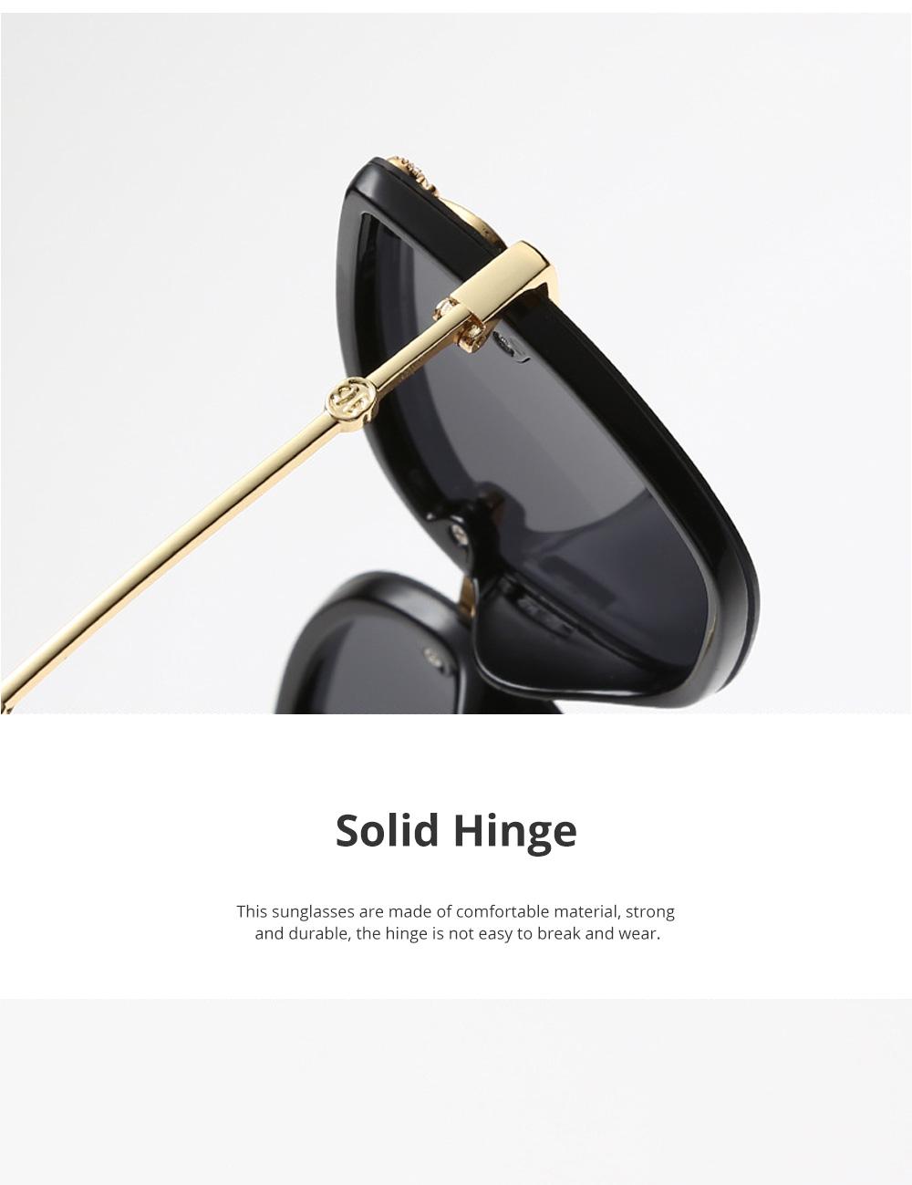 2020 New Fashionable Polarized Glasses Sunglasses for Women's Drivers Gradient Sunglasses 3