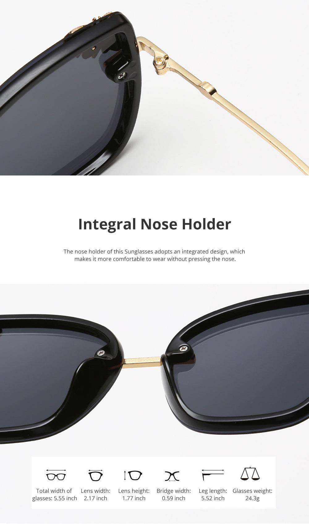 2020 New Fashionable Polarized Glasses Sunglasses for Women's Drivers Gradient Sunglasses 4