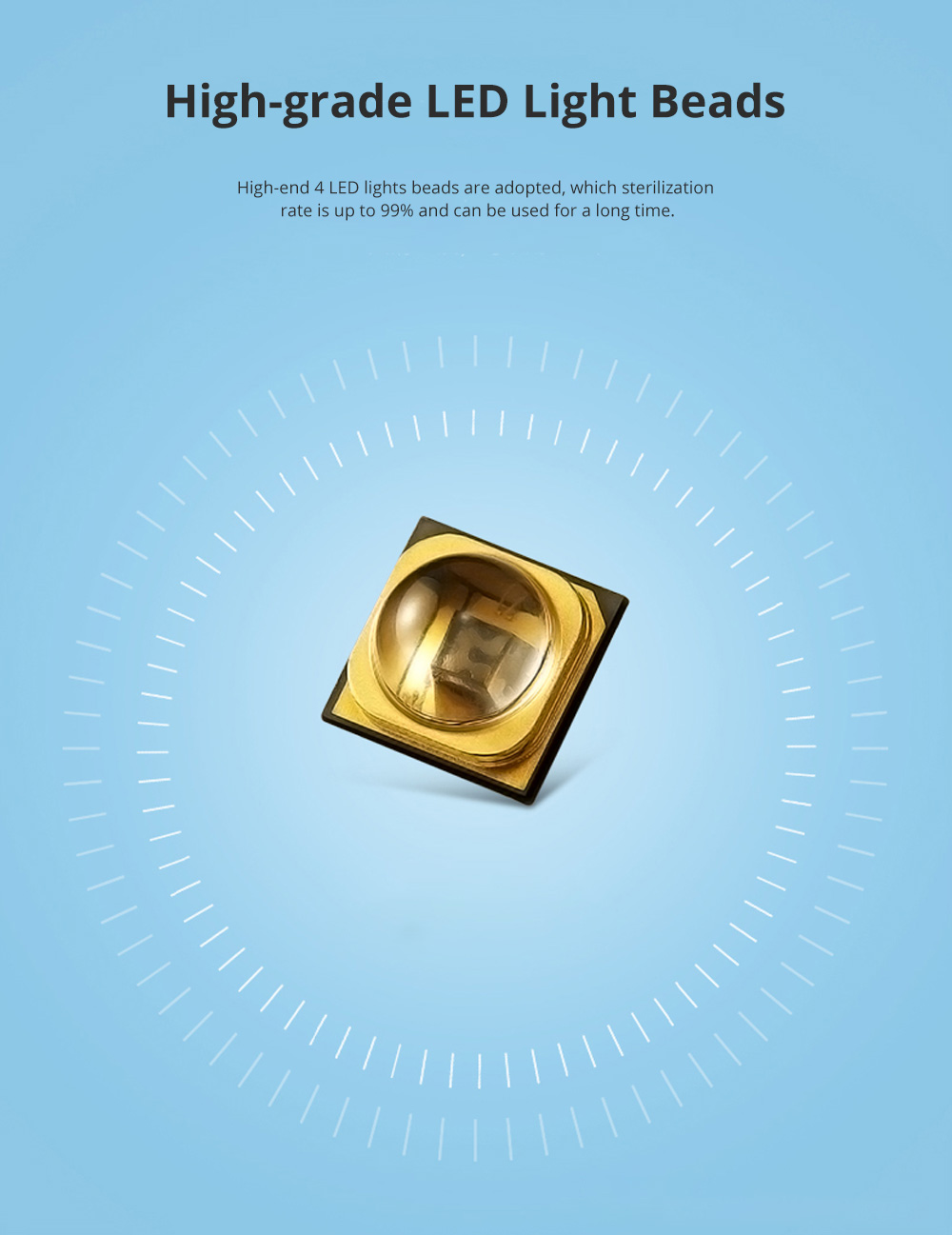 Portable Professional Quick Ultraviolet Ray Disinfectant Machine Bowls Chopsticks Phone Sterilizer 4