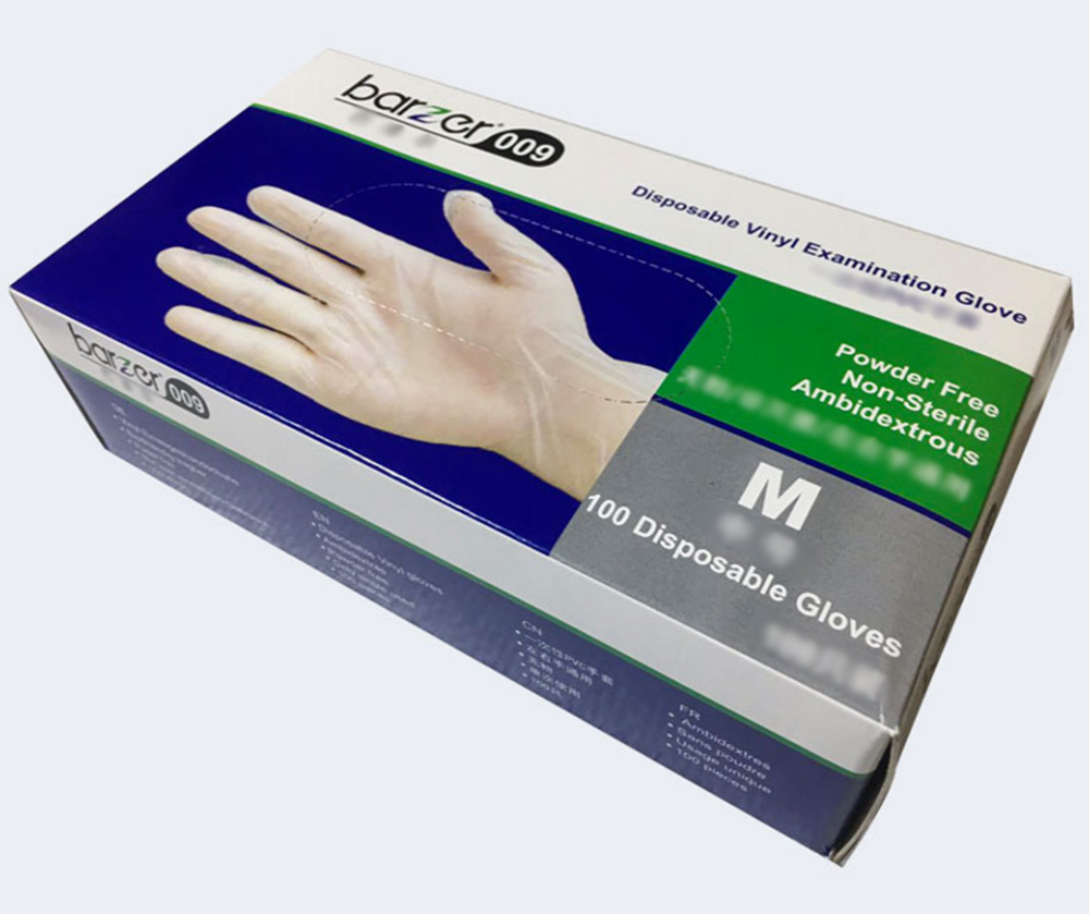 Disposable Gloves Powder Free Food Grade Gloves Kitchen and Food Safe Cleaning Supplies 2