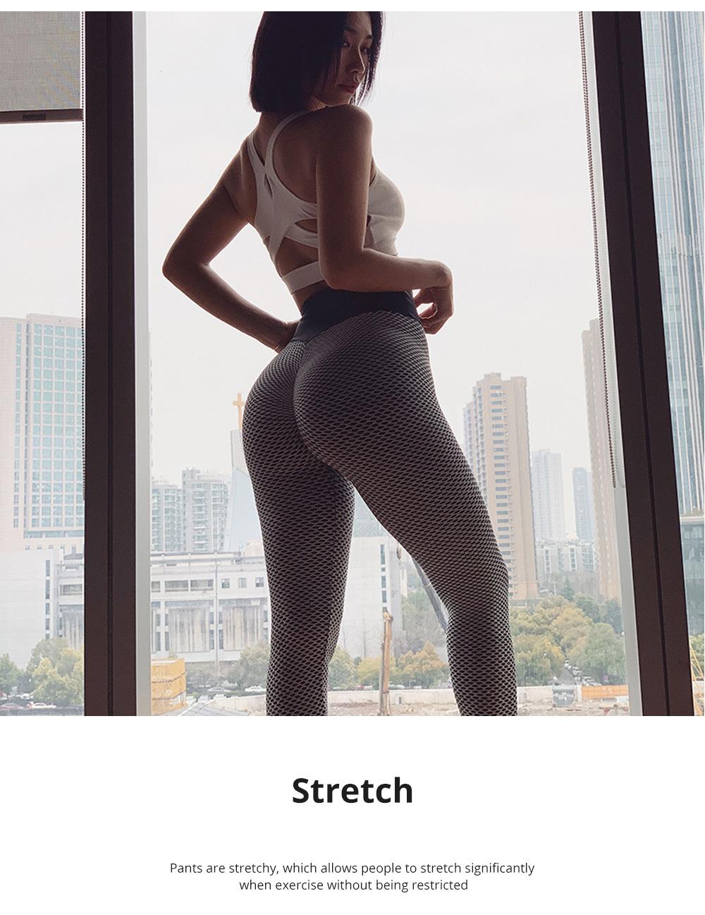 Women Wearing Tight Yoga Pants Fitness Seamless High Quality Workout Leggings High Waist Stretch Sports Yoga Pants 3