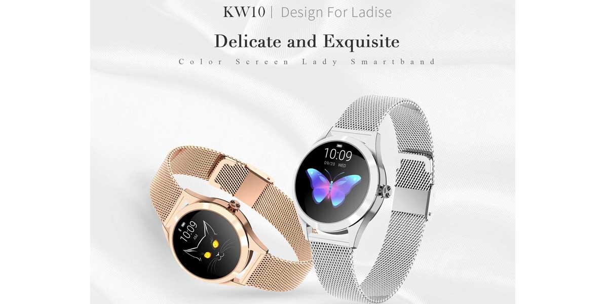 KW10 smartwatch for women