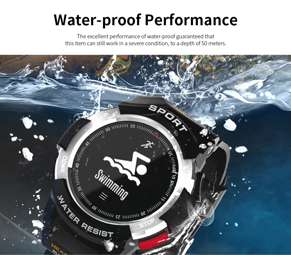 Latest Smart Watch 2019 With Bluetooth function For Android and IOS, Support for Movement and Heart Rate Measurement 3