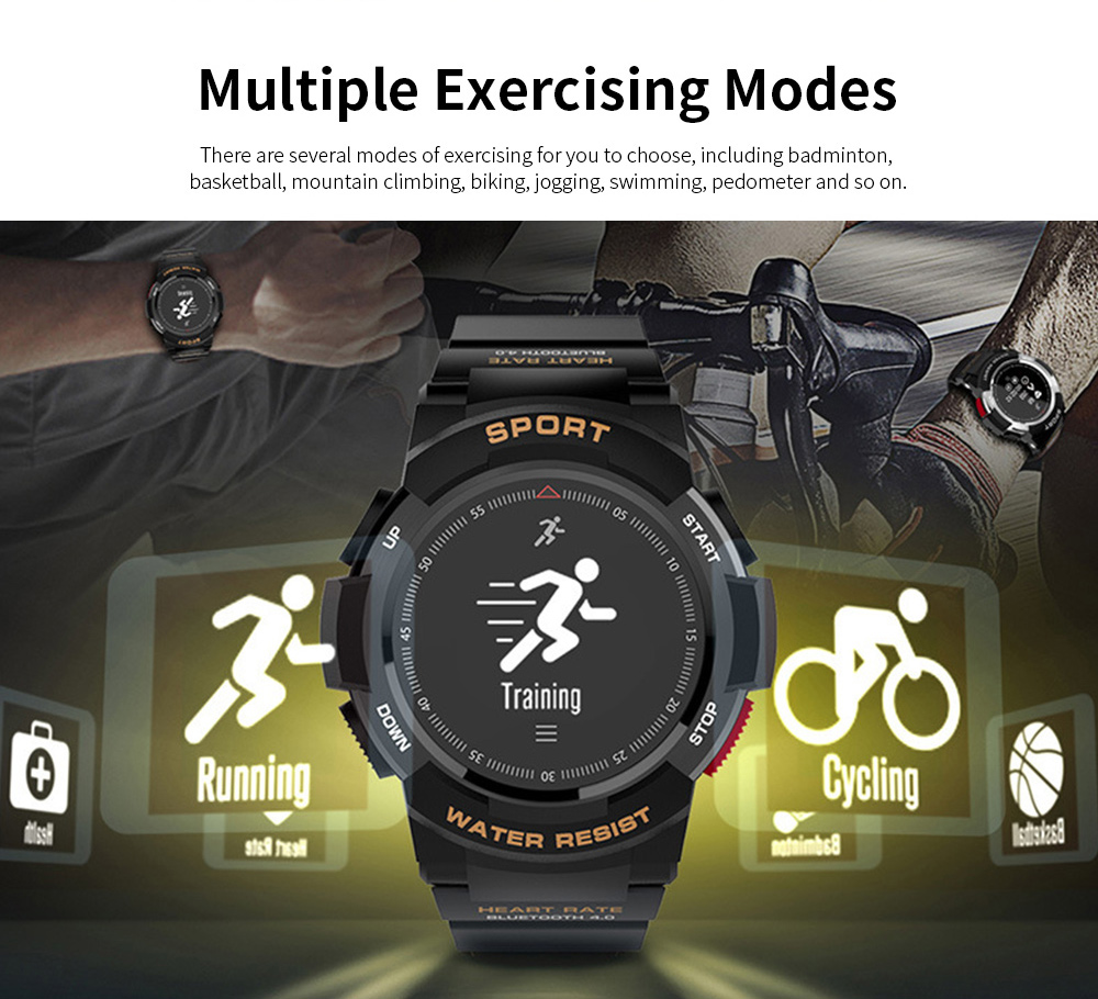 Latest Smart Watch 2019 With Bluetooth function For Android and IOS, Support for Movement and Heart Rate Measurement 5