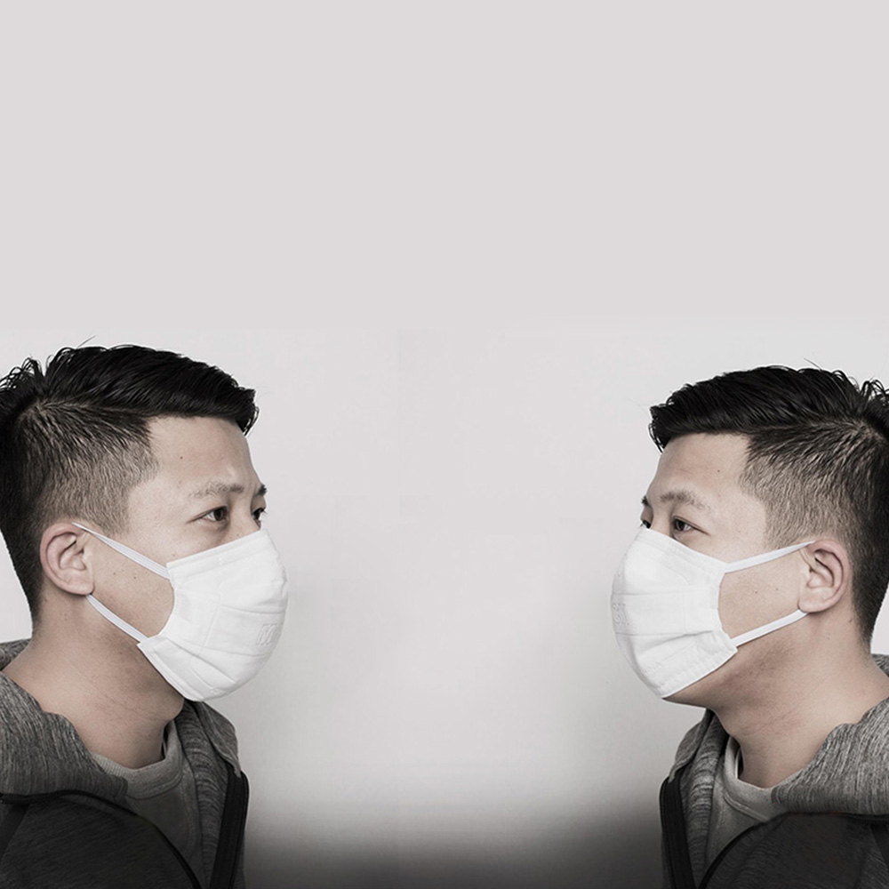 CM KN90 Face Mask 8 Layers Filter Smog Industrial Dust Particulate Respirator 1
