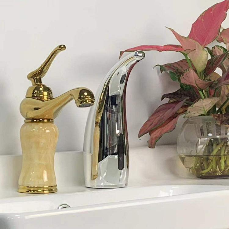 Infrared Soap Dispenser Stainless Steel  Automatic Soap Dispenser 400ml 1